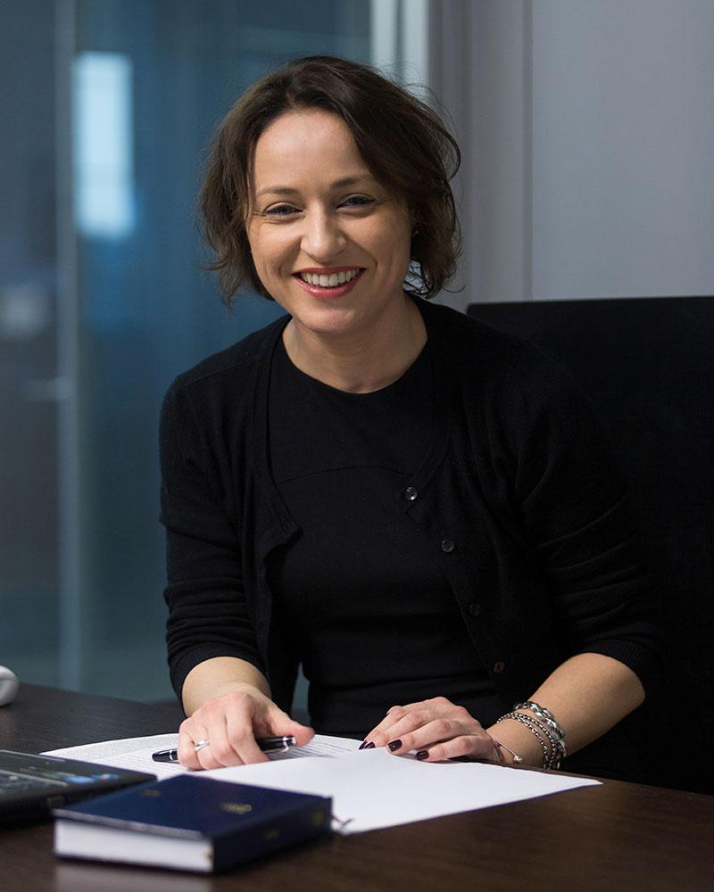 Avvocato Nicoletta Muzzolon - Studio Perini & Partners